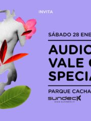 Sundeck presenta @ Audiofly/Vale Colvin/Special Guest