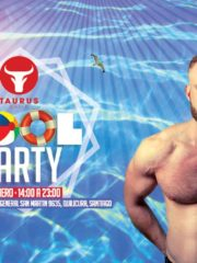 Taurus Pool Party @ Akropolis