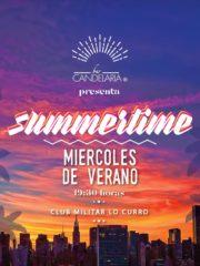 Summertime @ Miercoles de Verano