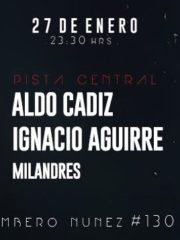 ROOF – Ignacio Aguirre & Aldo Cadiz __ Viernes 27 de Enero