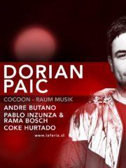 La Feria presenta: Dorian Paic – Jueves 26 de Enero