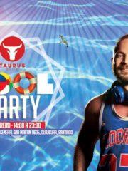 Taurus Pool Party ★ Lucas Flamefly (España) + Residentes Taurus