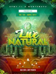 BPMS & Montemapu presentan @ Live Natural