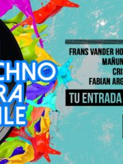 Un Techno Para Chile en MICROclub