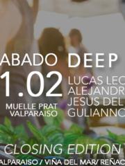 Boat Party@Deep Margaret ::::: 11 de Febrero ::::: Valparaíso
