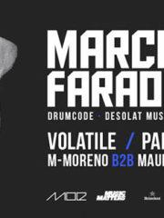Marco Faraone / Viernes 24 de Febrero / StudiO
