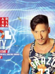 Taurus+Barcelona POOL PARTY · Felipe Lira (Brasil) y Residentes