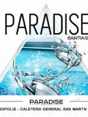 PARADISE – Sunset in the Pool