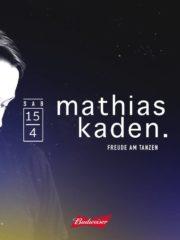 La Feria presenta @ Mathias Kaden
