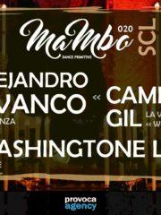 """MAMBO DANCE Primitivo 020 """"Santo Musicón"""" en SCL"""