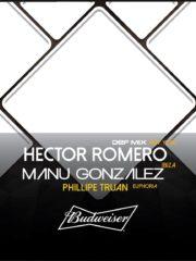 Aniversario Pandora : Hector Romero + Manu Gonzalez