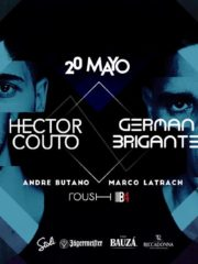 Budweiser presenta Hector Couto & German Brigante