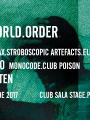 PERC at Future World Order · Sala Stage Puerto Montt