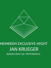 Heineken Exclusive Night @ Jan Krueger