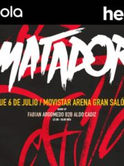 Motorola presenta ♫ Matador ♫ 06 Julio / Teatro La Cupula