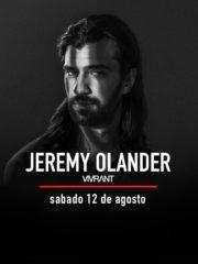 Jeremy Olander en Chile