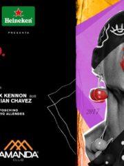 Lanzamiento Pacha Ibiza On Tour Chile en Club Amanda