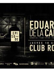 #Episode6 @ Eduardo de la Calle, Semantica, Planet Rythm