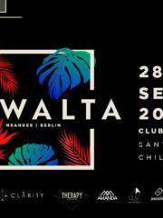 Dewalta/Berlin en Chile @ Amanda