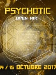 Psychotic Open Air Arcek Futuro Parvati, Kamino y Freak Recs