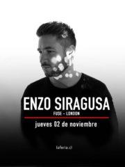 La Feria presenta @ Enzo Siragusa