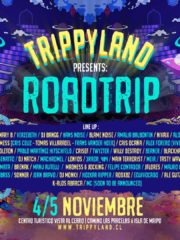 Trippyland presents Roadtrip @ Camping Weekend