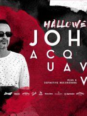 John Acquaviva x Halloween x Complot Nights