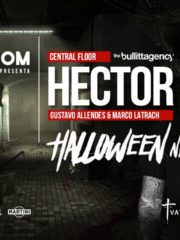 Grey Goose presenta @ Hector en Halloween Night