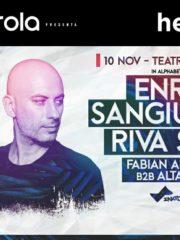Motorola Presenta @ Enrico Sangiuliano y Riva Starr