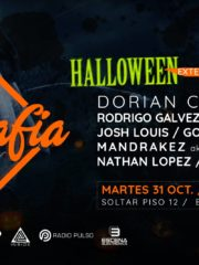 Mafia / Halloween extended party