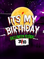 Its My Birthday Part3 – Halloween Festival / Teatro Caupolican