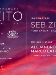 SEB ZITO ( Fuse London · UK ) Teatro Alicia