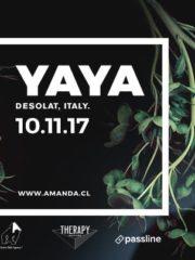 YAYA ( Desolat – Italy ) Club Amanda