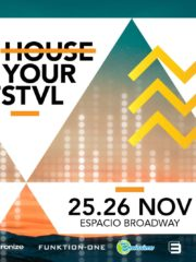 Tuborg Presenta / My House is Your Festival / 25-26 de Nov.