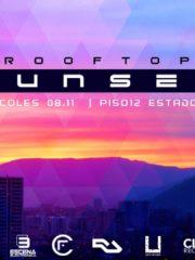 ▽ Rooftop Sunset ▲ Miércoles 08.11 / Piso12