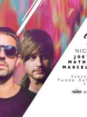 Budweiser presenta: Nick Curly / Joey Daniel / Mathias Kaden