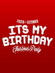 ITS MY Birthday Parte 4 – Christmas Party – Teatro Caupolican