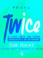 TWICE – Club Femme Vitacura