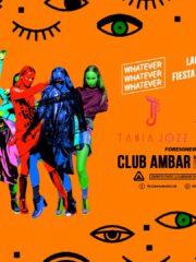 Lanzamiento Whatever – Jueves 28 Diciembre Club Ambar