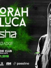 DEBORAH DE LUCA ♫ Nusha / 25.01 @Blondie Club