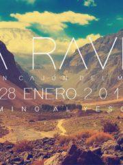 La Rave, Edición Cajón del Maipo
