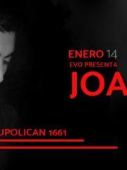 Evo presenta Joaquin Ruiz @ Concepción