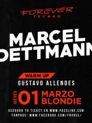 Forever presenta Marcel Dettmann.