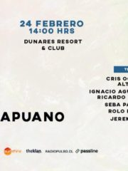 Circus DayParty / Yousef · Hector · Roberto Capuano / 24 febrero