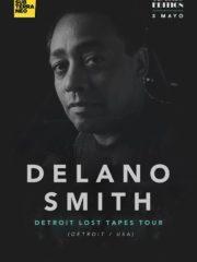 Delano Smith en Chile @ Club Subterráneo