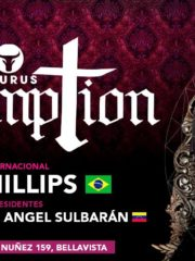Taurus Redemption – DJ Rob Phillips (Brasil) – Bunker