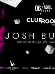 Grey Goose Presenta: Josh Butler /6.4 by ClubRoom