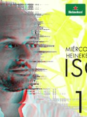 Isolée Live – Heineken Exclusive Night Santo Remedio
