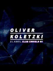 Oliver Koletzki en Club Cariola