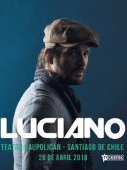 Club del Sol Sunshine presenta Luciano en Teatro Caupolicán